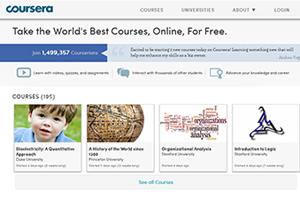 Coursera – зачеток на револуција во онлајн-образованието